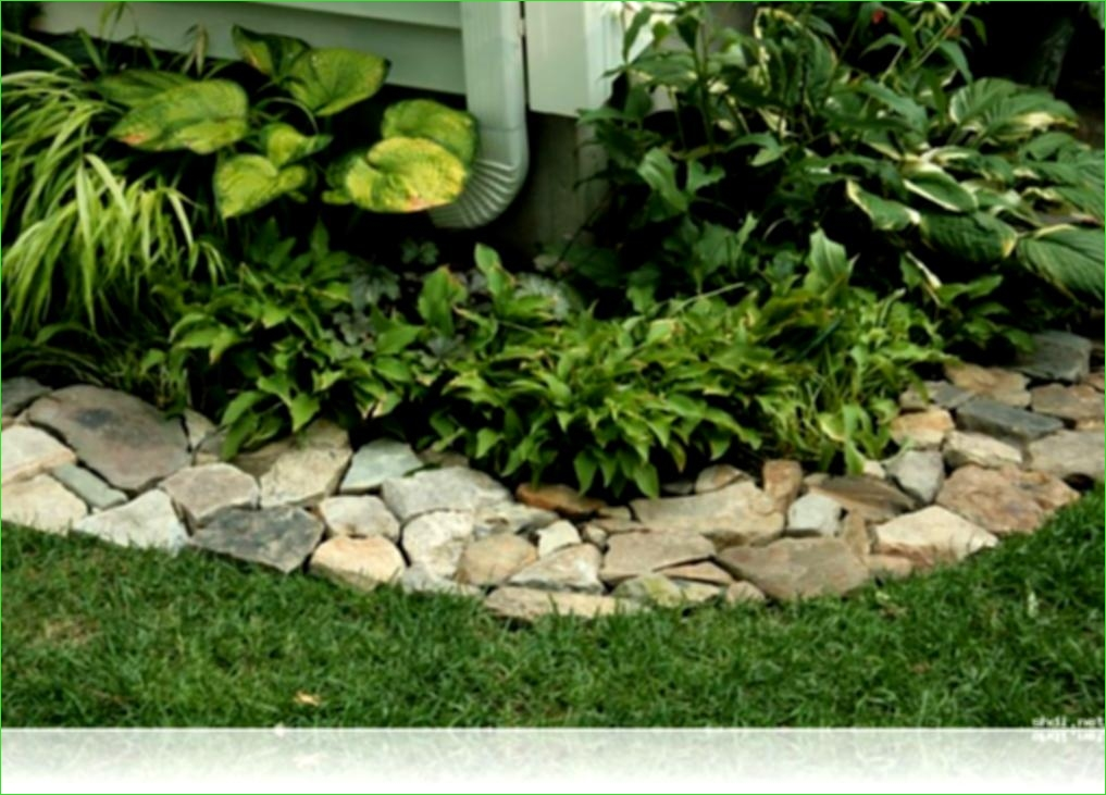 Garden Edging and Borders 14 Ideas Bamboo Garden Border Bed Edging Landscaping Stone and Flower Rock Borders 8