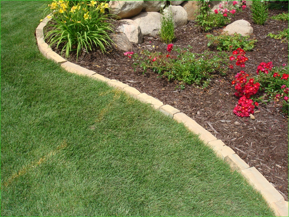 Garden Edging and Borders 58 Cn R Lawn N Landscape Landscape Edging 1