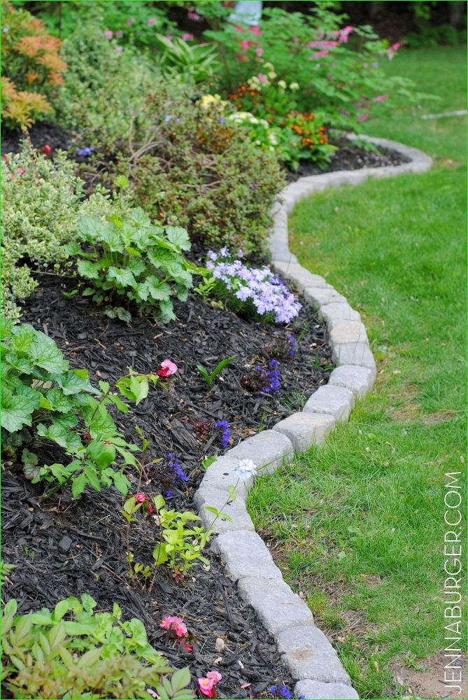 Garden Edging and Borders 75 Most People Struggle with Perfect Garden Borders but This Idea is Stunning—and Takes Just 20 9