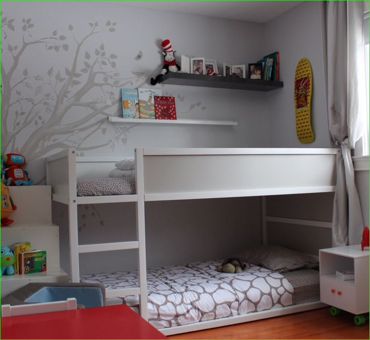 Ikea Kura Beds Kids Room 34 35 Cool Ikea Kura Beds Ideas for Your Kids' Rooms 3