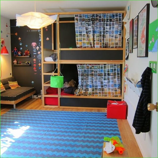 Ikea Kura Beds Kids Room 15 Kid Friendly Diys Featuring the Ikea Kura Bed 4