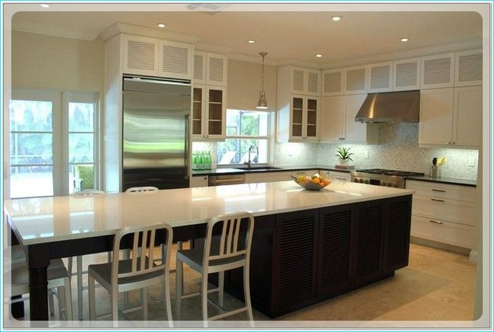 Narrow Kitchen island with Seating 36 the 25 Best Long Narrow Kitchen Ideas On Pinterest 1