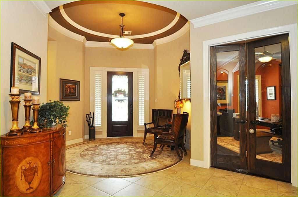 Round Foyer Entrance 52 House Entrance Round Foyer with Furniture Decorating Ideas for A Round Foyer 6