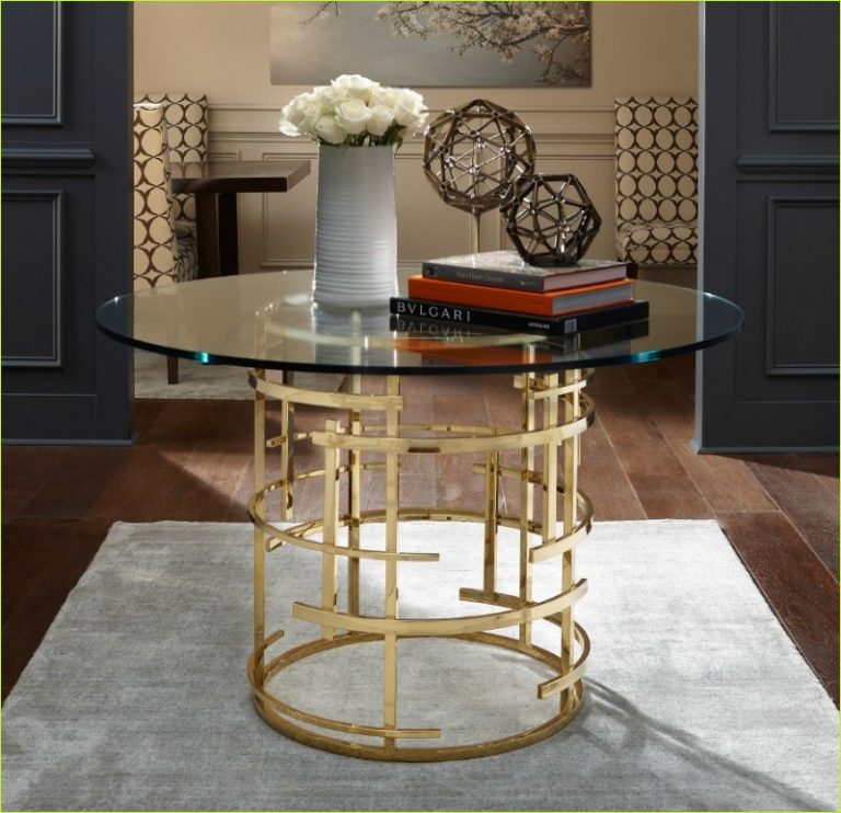 Round Foyer Entrance 38 Favorite Round Entryway Table Ideas 7