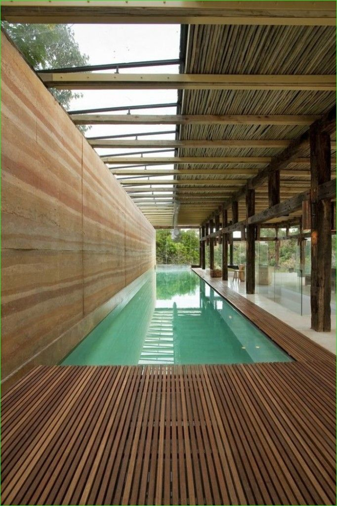 Small Indoor Swimming Pool for Minimalist House 68 17 Contemporary Indoor Lap Pool Designs Ideas 8
