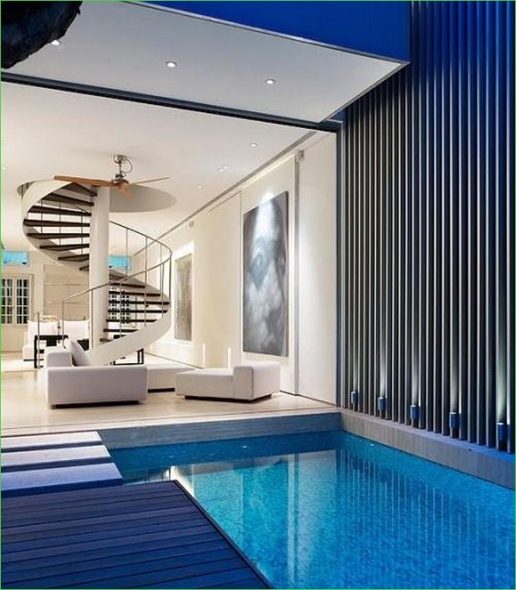 46 Amazing Small Indoor Swimming Pool For Minimalist Home Decor