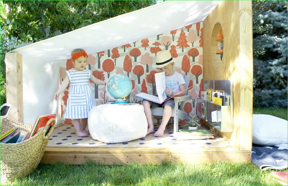 Small Outdoor Reading Nook 65 10 Super Snuggly Reading Nooks Part 3 Tinyme Blog 9