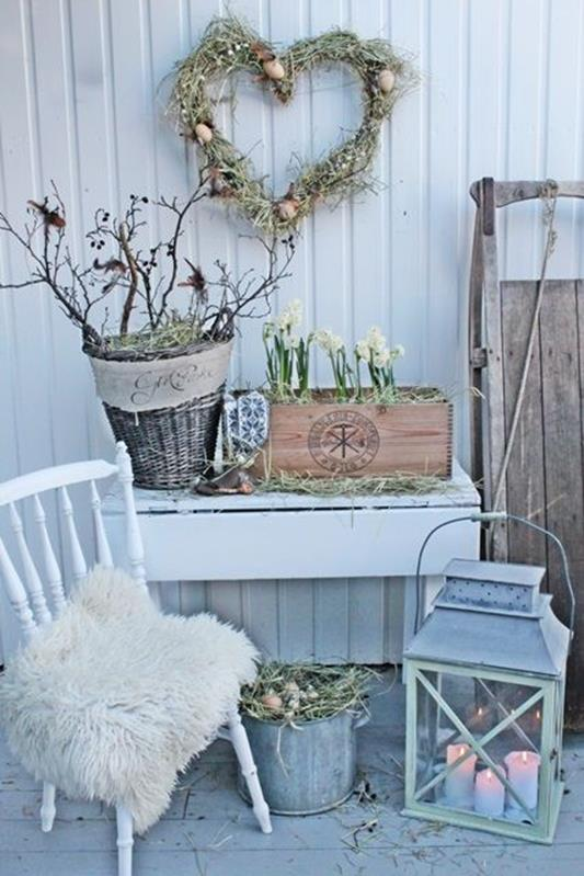 Shabby Chic Garden Decor 84