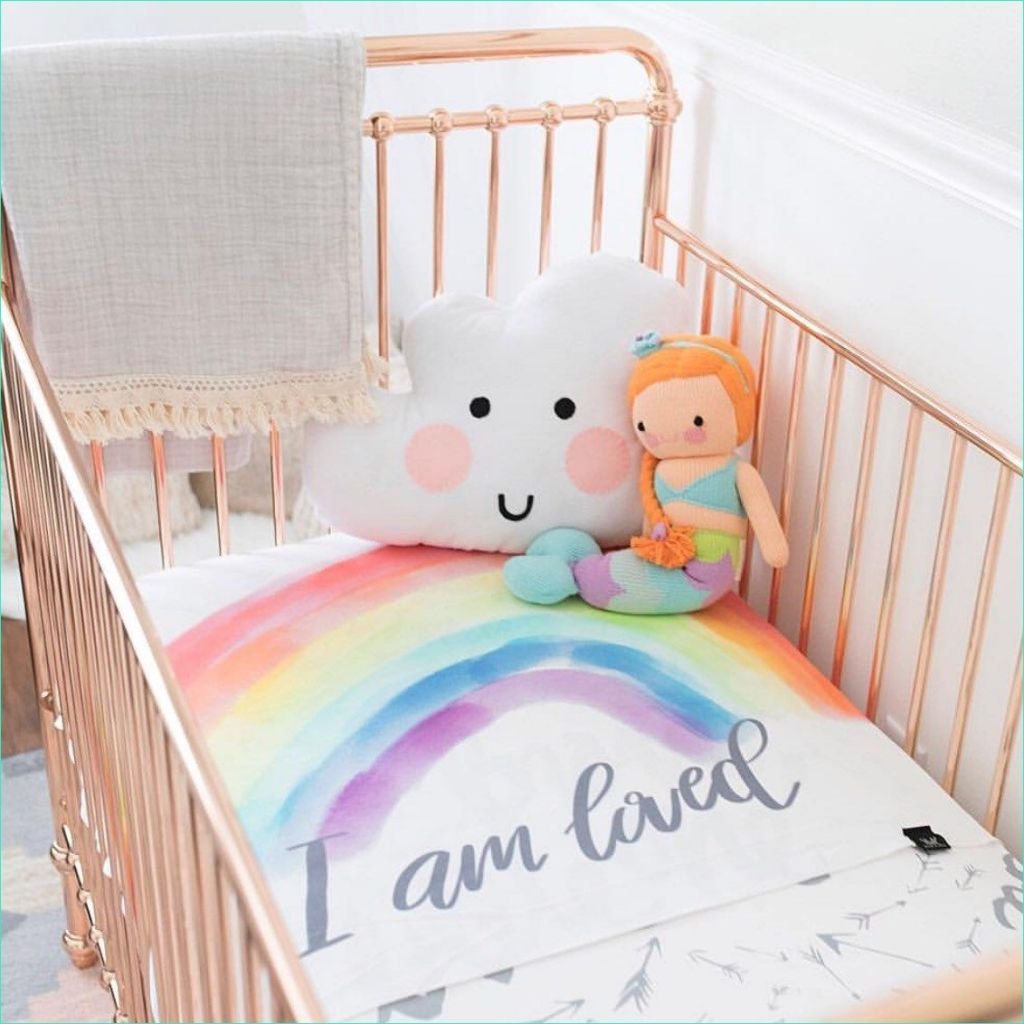 Rainbow theme toddler Room 11 10 Special Ways to Celebrate Your Rainbow Baby Lattes Lilacs & Lullabies 3