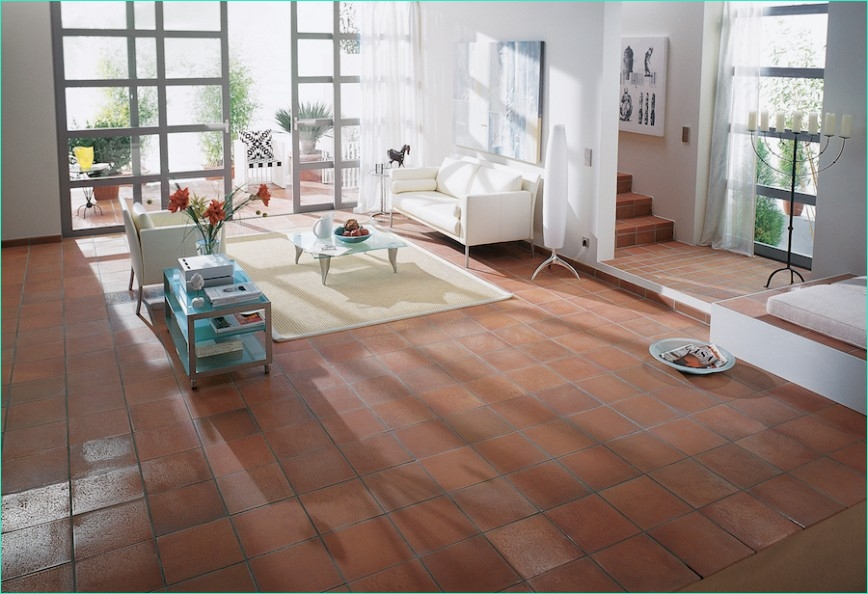 Terracotta Tiles Interior Design 45 How to Use Terracotta In Your Home 9