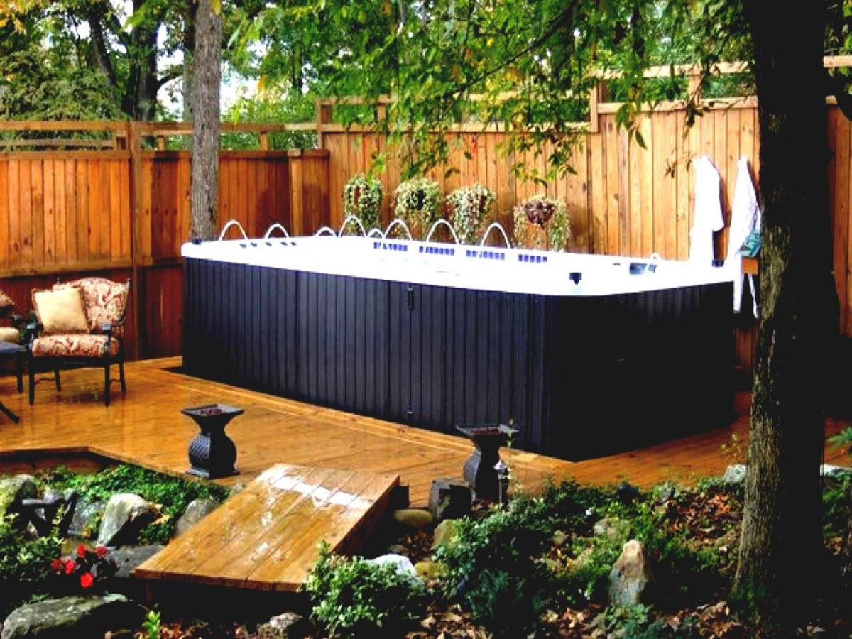 Small Backyard Ideas with Hot Tub 10 - Decor Renewal