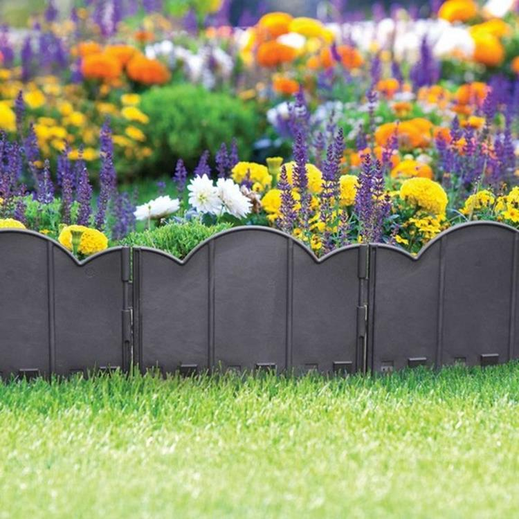 Wood Lawn Edging Ideas 4