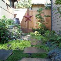 25 Popular Modern Small Side Garden Ideas