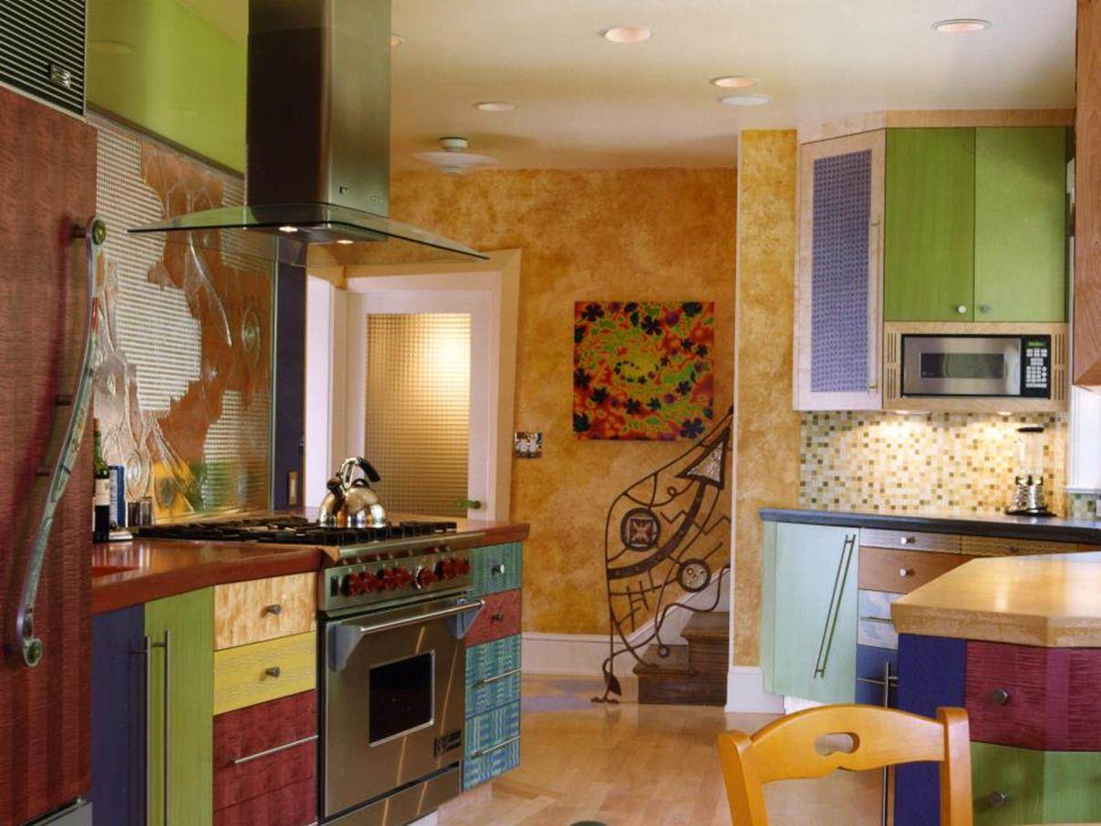 Projects to Make Kitchen More Neat and Beautiful 10