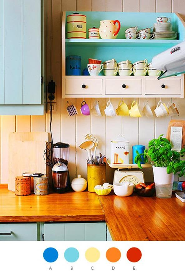 Projects to Make Kitchen More Neat and Beautiful 14