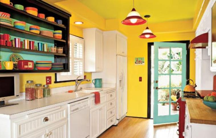 Projects to Make Kitchen More Neat and Beautiful 23