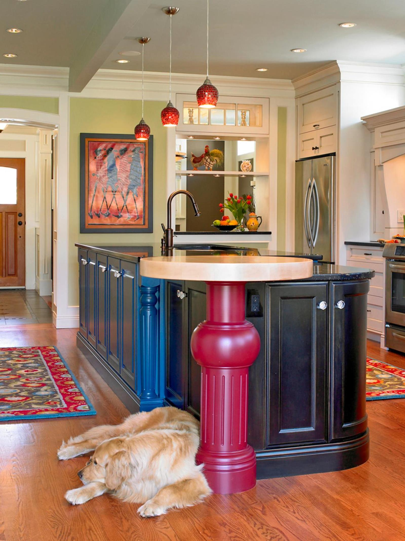 Projects to Make Kitchen More Neat and Beautiful 32