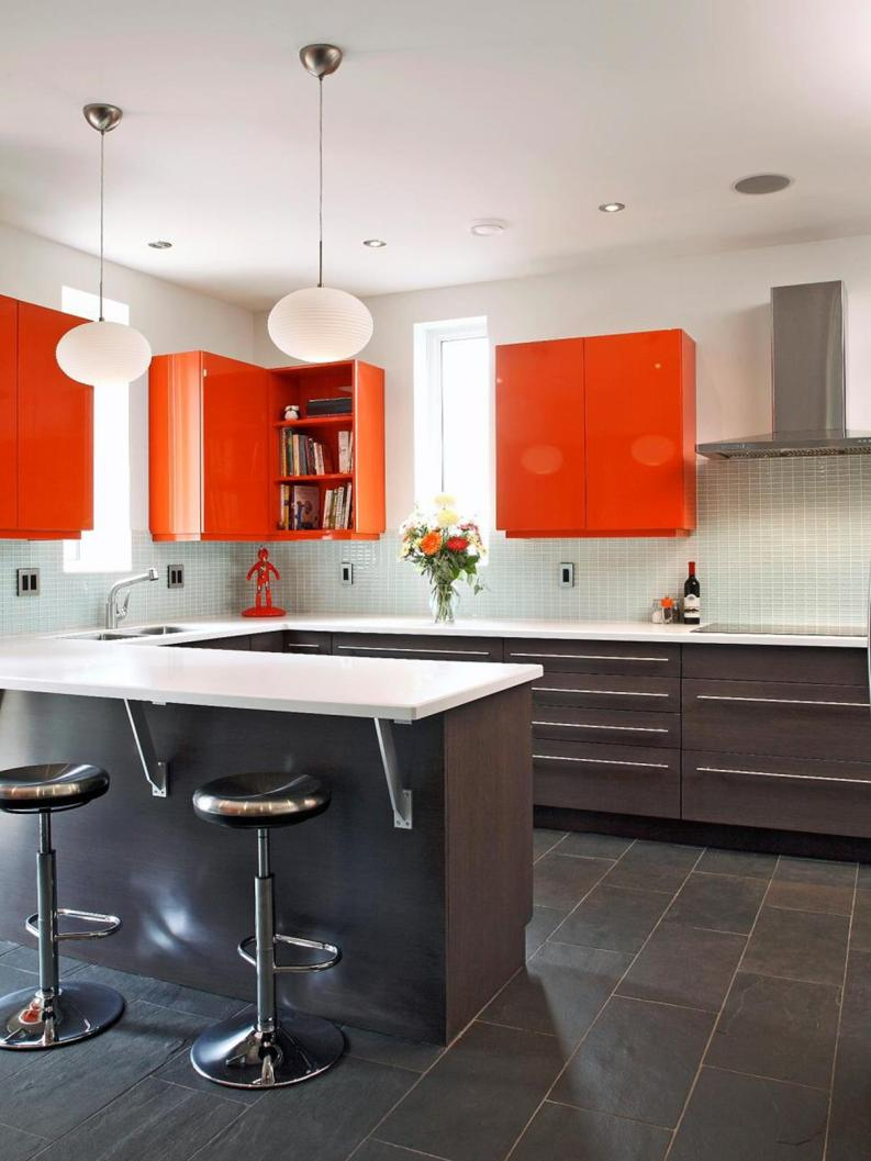 Projects to Make Kitchen More Neat and Beautiful 34