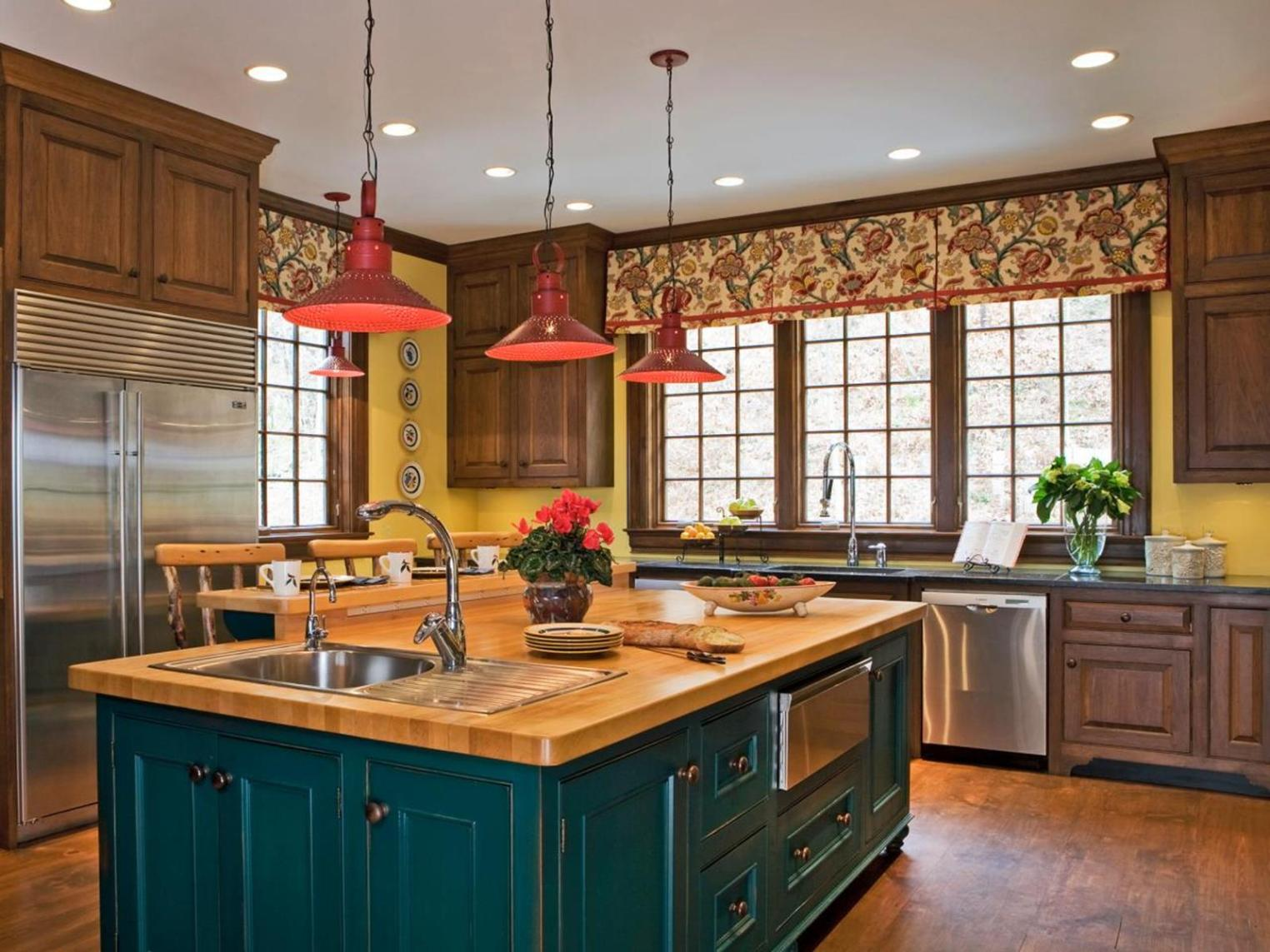 Projects to Make Kitchen More Neat and Beautiful 8