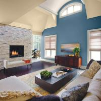 25 Best Living Room Accent Wall Color Combinations