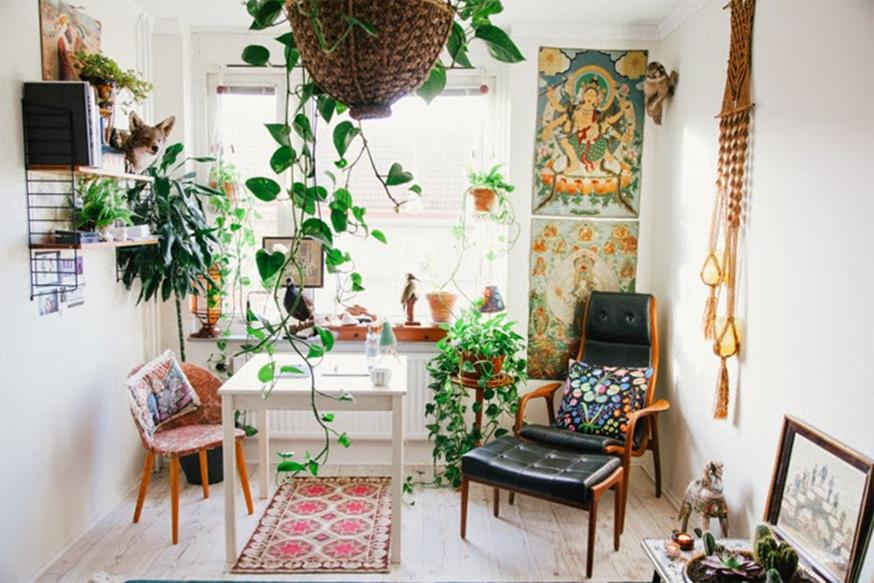 Urban Jungle Room Decor 19