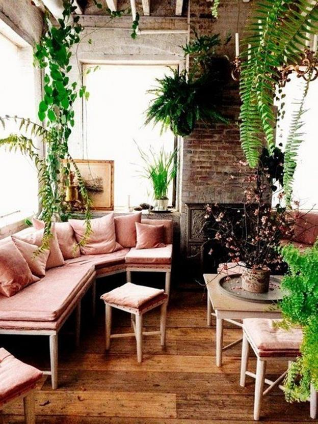 Urban Jungle Room Decor 32
