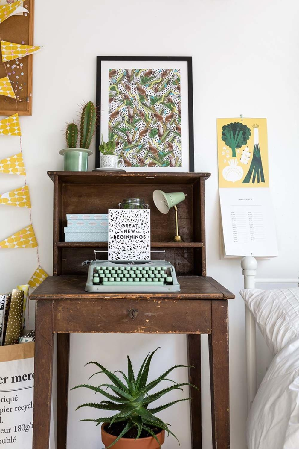 Urban Jungle Room Decor 35