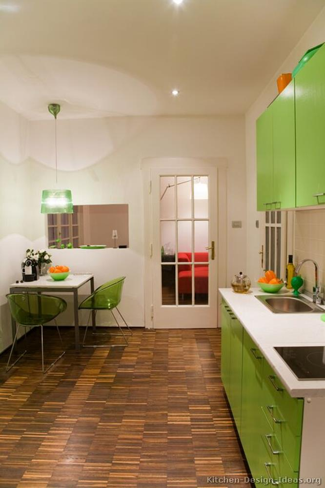 Awesome Retro Style Kitchen Design 31