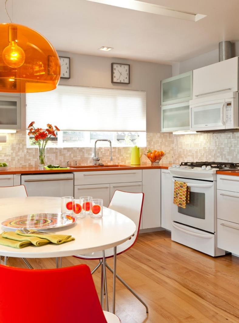 Awesome Retro Style Kitchen Design 5