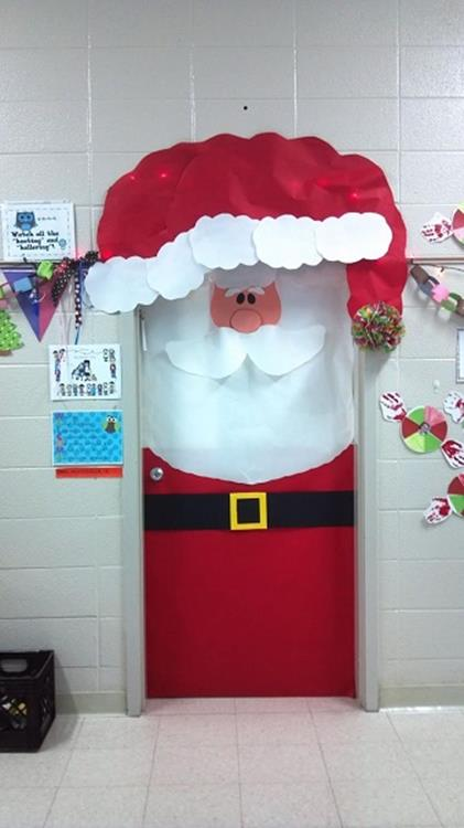 Christmas Door Decorating Contest Winners 52