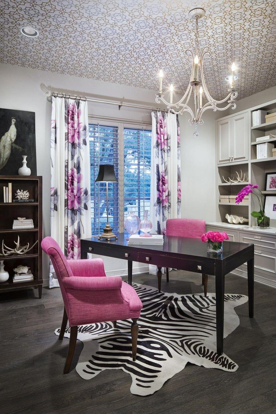 Comfy Home Workspace Decorating Ideas 3