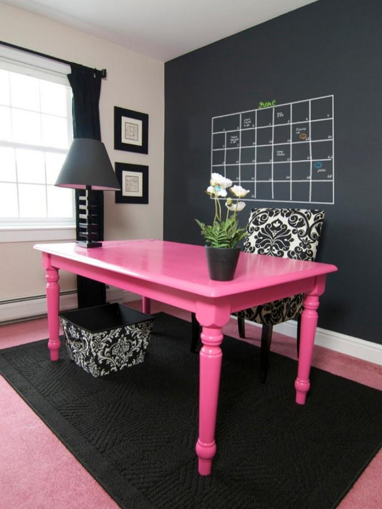 Comfy Home Workspace Decorating Ideas 33
