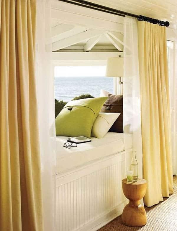 Cozy And Decorated Reading Nooks That Will Inspire You To Design Your Own Little Corner 15