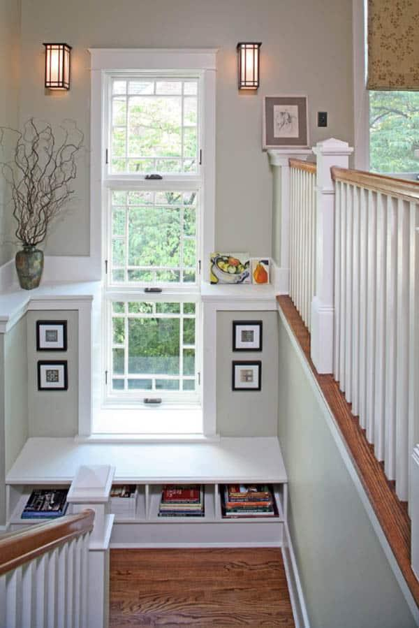 Cozy And Decorated Reading Nooks That Will Inspire You To Design Your Own Little Corner 29