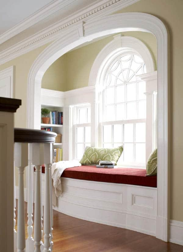 Cozy And Decorated Reading Nooks That Will Inspire You To Design Your Own Little Corner 37