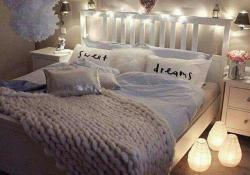 Cute VSCO Teen Girl Bedroom Ideas 15