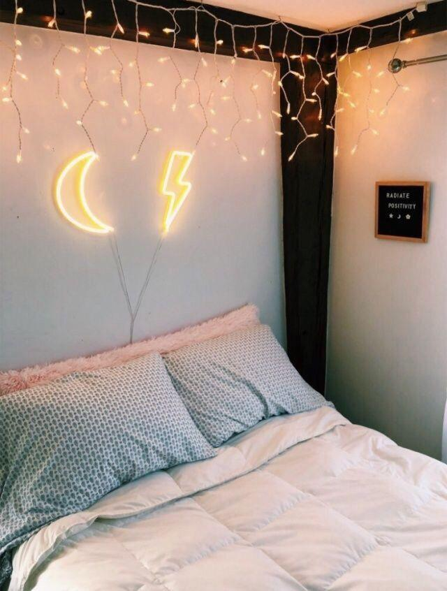 Cute VSCO Teen Girl Bedroom Ideas 17