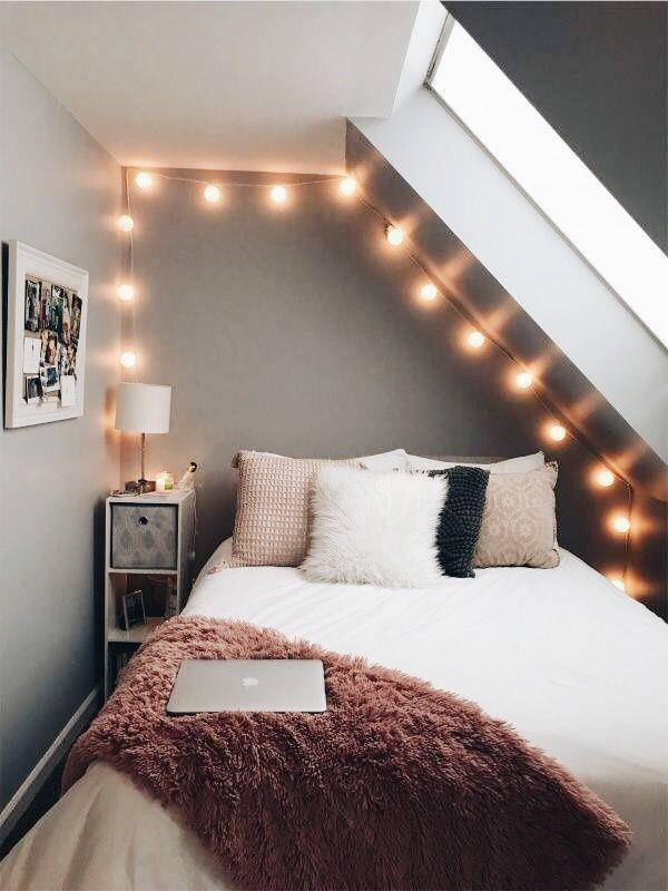 Cute VSCO Teen Girl Bedroom Ideas 19