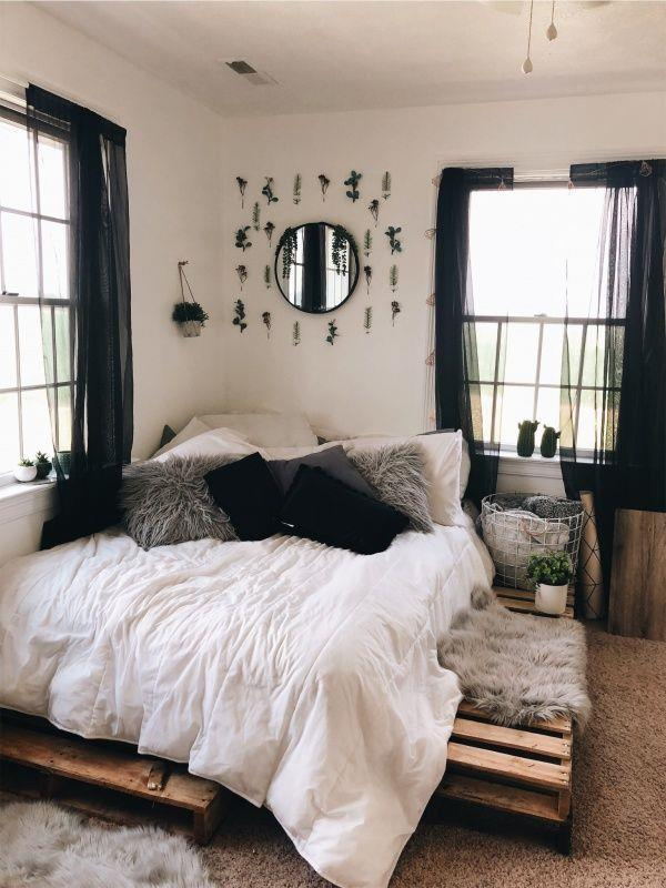 Cute VSCO Teen Girl Bedroom Ideas 23