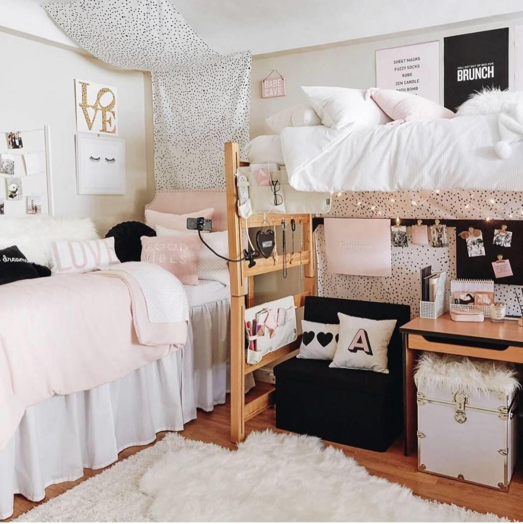 Cute VSCO Teen Girl Bedroom Ideas 30