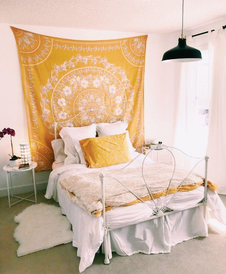 Cute VSCO Teen Girl Bedroom Ideas 6