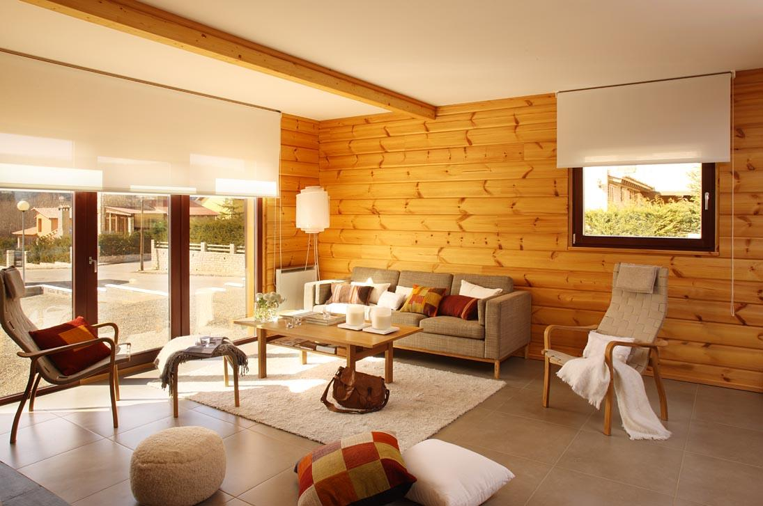 Lovely Family Room Wood Ceiling Design 1