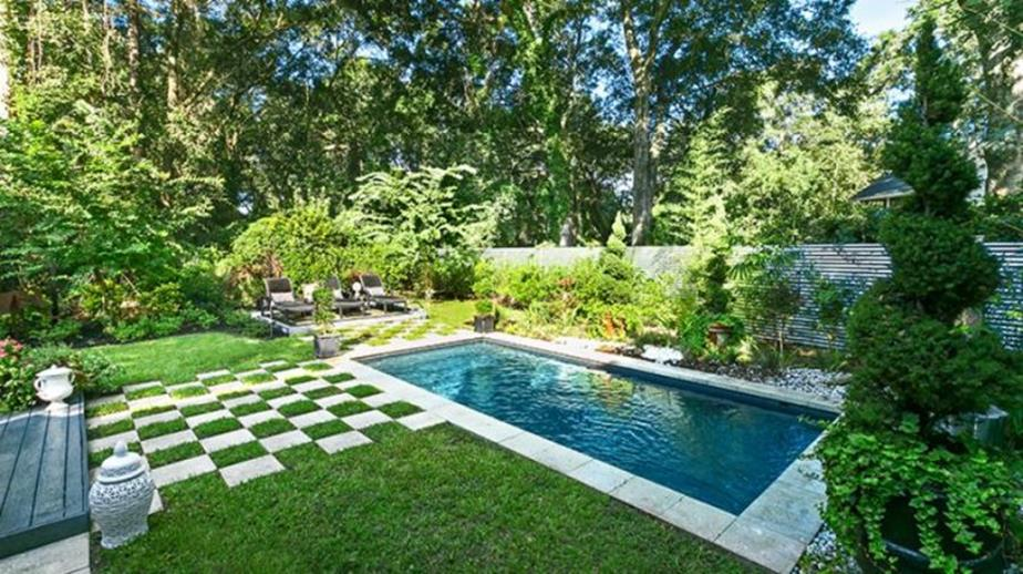 Affordable Small Backyard with Plunge Pool 24