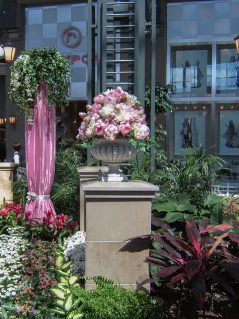 Fabrication d'art floral de style classique