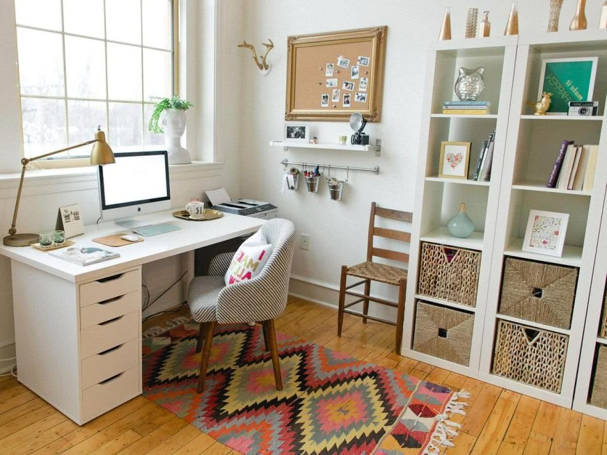 Oficinas modernas en casa - 40 fotos e ideas – decoRevista