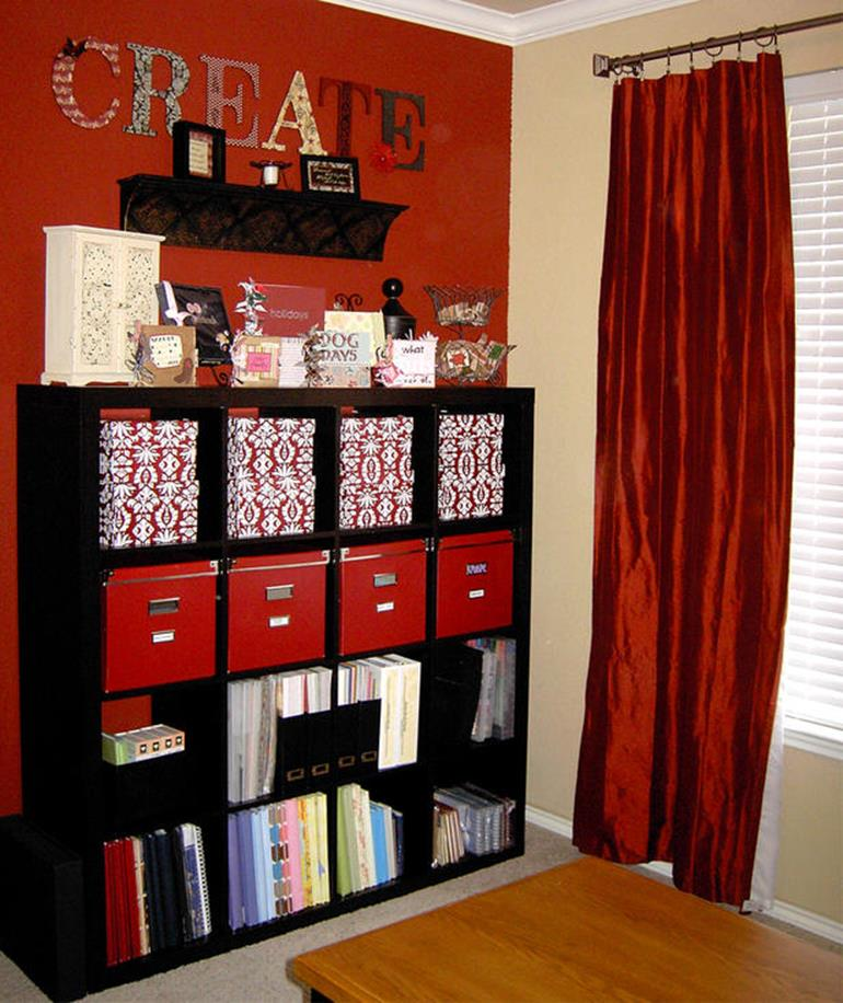 Craft Room Storage Organization Ideas On a Budget 25
