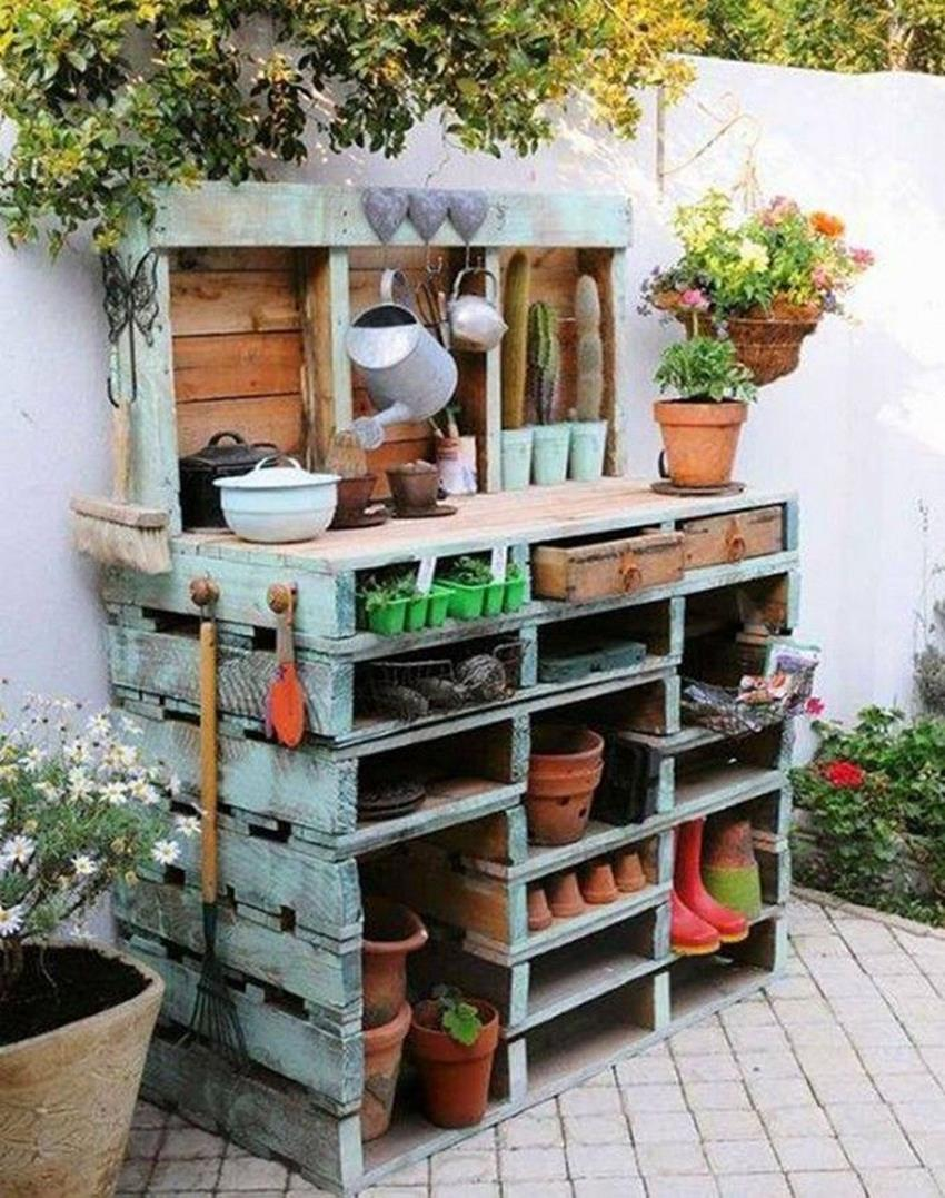 Gardening Ideas With Wood Pallets 3
