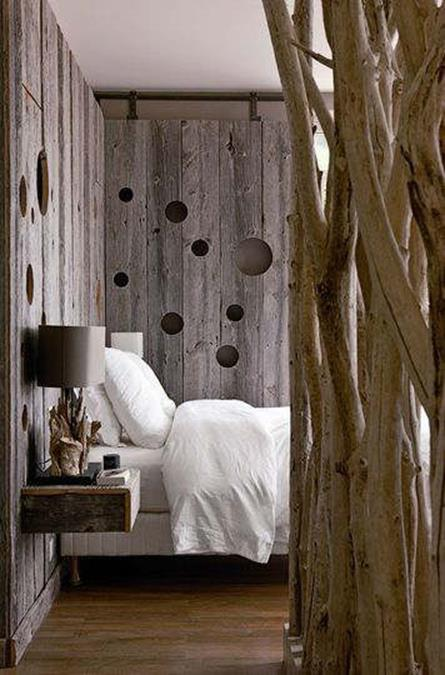 Rustic Bedroom Wall Decorating Ideas 23
