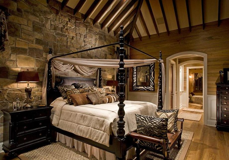 Rustic Bedroom Wall Decorating Ideas 29