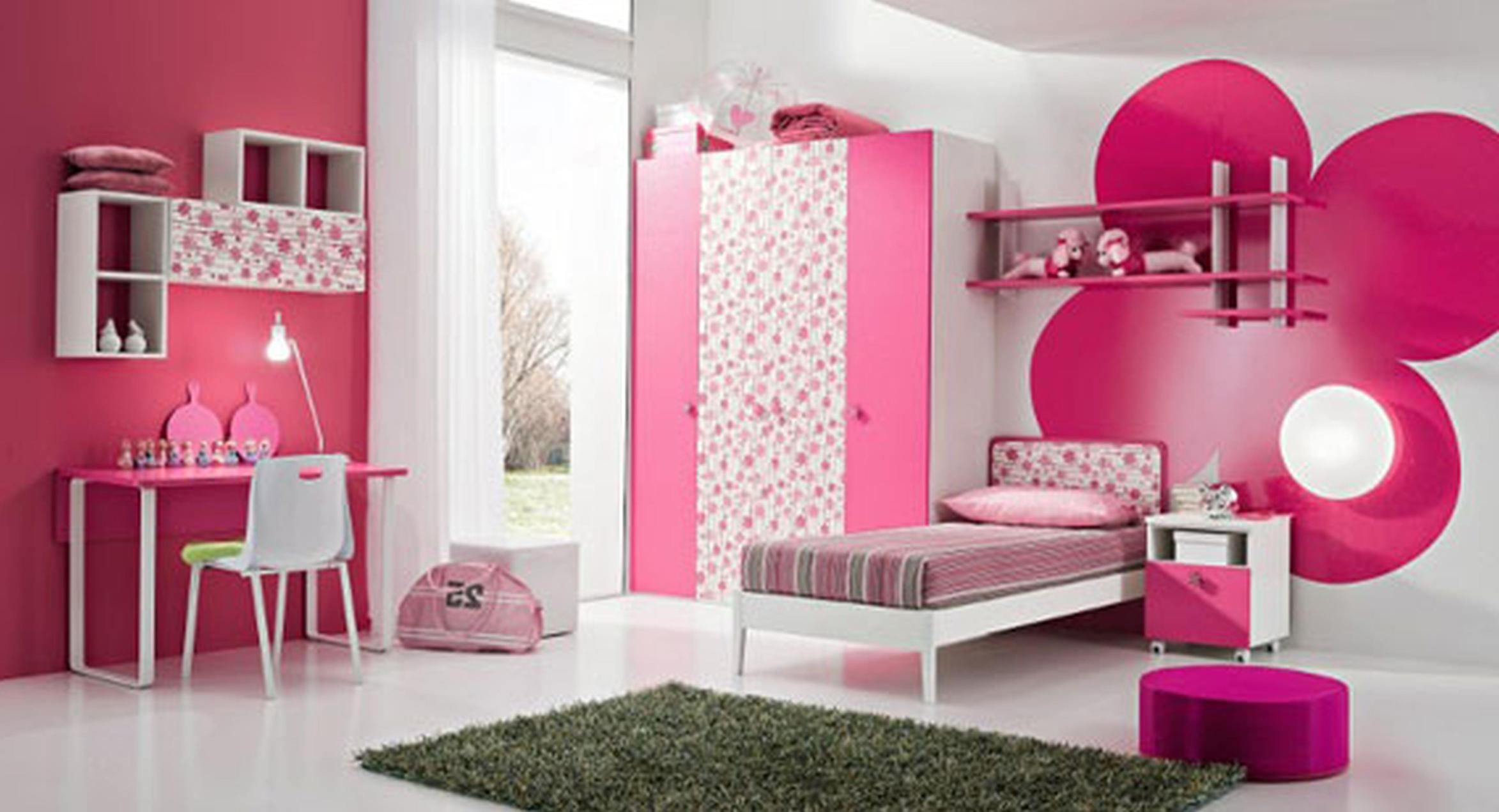 Simple Teen Girls Bedroom Decorating Ideas 26